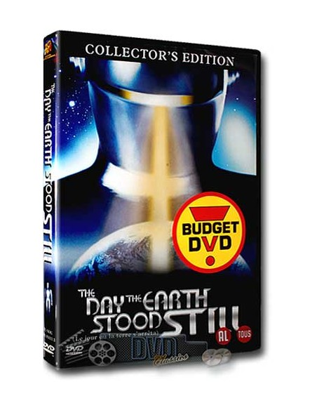 The Day the Earth Stood Still - Michael Rennie - DVD (1951)
