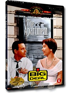 Apartment - Jack Lemmon, Shirley MacLaine - DVD (1960)