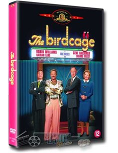 Birdcage - Robin Williams, Gene Hackman - DVD (1996)