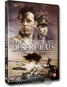 The Desert Rats - Richard Burton - James Mason - Robert Wise - DVD (1953)