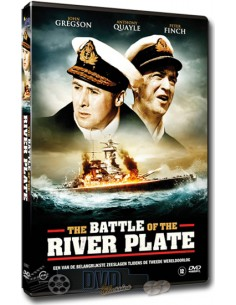 The Battle of the River Plate - Michael Powell, Emeric Pressburger - DVD (1956)