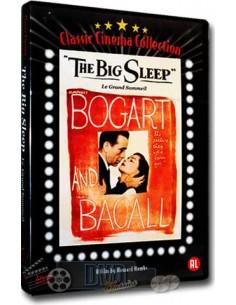 The Big Sleep - Humphrey Bogart, Lauren Bacall - DVD (1946)