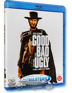 Good, the Bad and the Ugly - Clint Eastwood - Blu-Ray (1966)