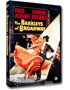 The Barkleys of Broadway - Fred Astaire - DVD (1949)