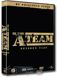 The A-Team - Seizoen 5 - DVD (1986)