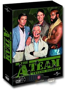 The A-Team - Seizoen 2 - DVD (1983)
