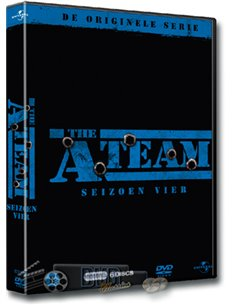 The A-Team - Seizoen 4 - DVD (1985)