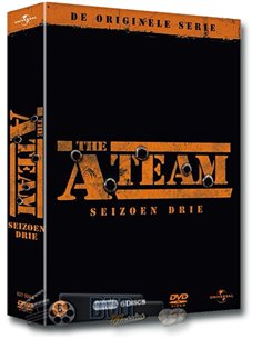 The A-Team - Seizoen 3 - DVD (1984)