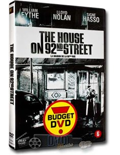 The House on 92nd Street van Henry Hathaway - DVD (1945)