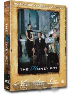 The Honey Pot - Rex Harrison - Joseph L. Mankiewicz - DVD (1967)