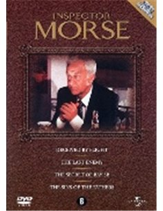 Inspector Morse 3 - John Thaw, Kevin Whately - DVD (1987)