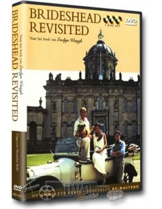 Brideshead Revisited - Jeremy Irons - DVD (1981)