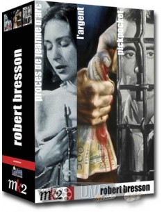Bresson Box - DVD (2010)