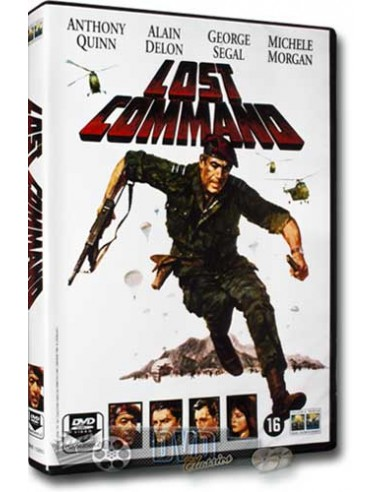 Lost Command - Anthony Quinn, Claudia Cardinale - DVD (1966)