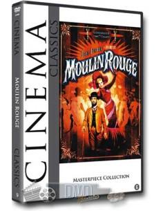 Moulin Rouge - José Ferrer, Zsa Zsa Gabor - DVD (1952)
