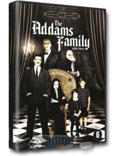 The Addams Family - Seizoen 1 - DVD (1964)