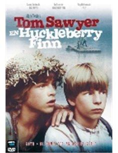 Tom Sawyer & Huckleberry Finn - DVD (1979)