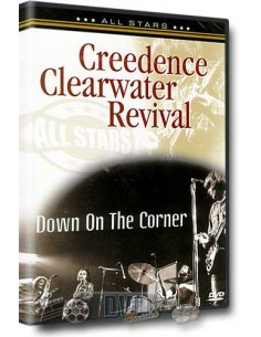 Creedence Clearwater Rivival - Down on the Corner - DVD