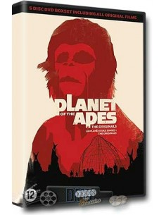 Planet of the Apes - the originals - DVD (2014)