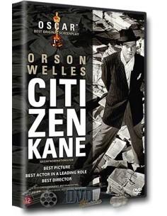 Citizen Kane - Joseph Cotten - Orson Welles - DVD (1941)