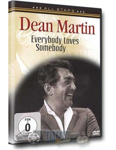 Dean Martin - Everybody Loves Somebody - DVD