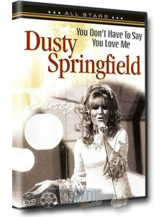 Dusty Springfield - You don't Have to Say you Love me - DVD