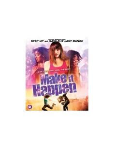 Make it Happen - Mary Elizabeth Winstead - Blu-Ray (2008)