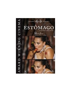 Estomago (A gastronomic story) - DVD (2007)