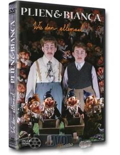 Plien & Bianca - Wie dan allemaal - DVD (2010)