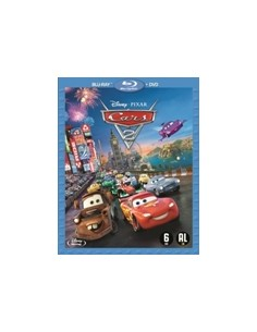 Cars 2 - Walt Disney - Pixar - Blu-Ray (2011)