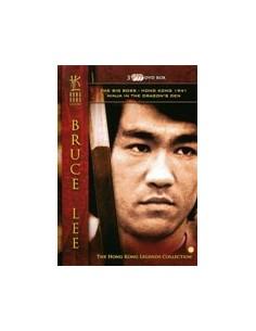 Big Boss / Hong Kong 1941 / Ninja in the Dragon's Den - DVD