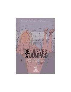 De Jueves a Domingo - Dominga Sotomayor Castillo - DVD (2012)