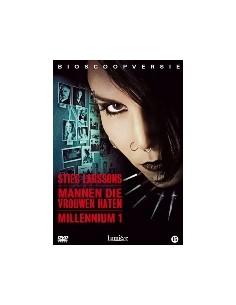 Millennium 1 - Mannen die vrouwen haten - DVD