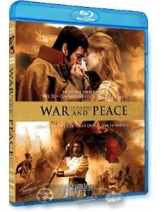 War and Peace - Clémence Poésy, Alessio Bon - Blu-Ray (2007)