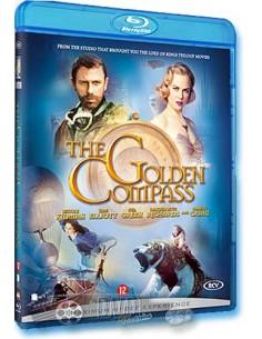 The Golden Compass - Nicole Kidman, Daniel Craig - Blu-Ray (2007)