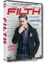 Filth - James McAvoy, Jamie Bell, Eddie Marsan - DVD (2013)