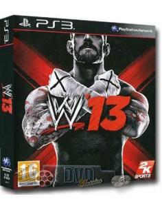 WWE 13 - Sony Playstation 3 - (PS3)