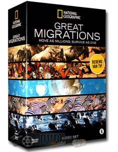 Great Migrations - National Geographic - DVD (2010)