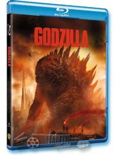 Godzilla - Ken Watanabe, Sally Hawkins - Blu-Ray (2014)