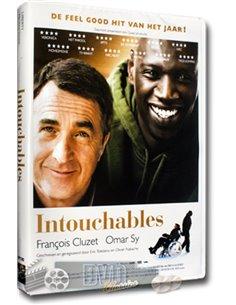 Intouchables - Francois Cluzet, Omar Sy - DVD (2011)