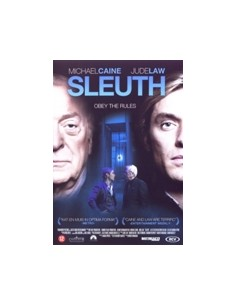 Sleuth - Jude Law, Michael Caine - Kenneth Branagh - DVD (2007)
