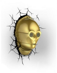 C3PO 3D light FX - Merchandise ()