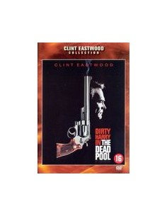 Clint Eastwood - Dead Pool (Dirty Harry) - DVD (1988)
