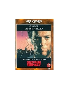 Clint Eastwood - Sudden Impact (Dirty Harry) - DVD (1983)