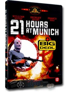 21 Hours at Munich - William Holden - DVD (1976)