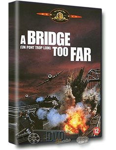 A Bridge Too Far - sterrencast - Richard Attenborough - DVD (1977)