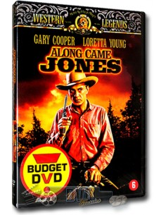 Along Came Jones - Gary Cooper, Loretta Young - DVD (1945)