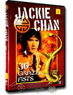 36 Crazy Fists - Jackie Chan, Chi-Hwa Chen - DVD (1977)