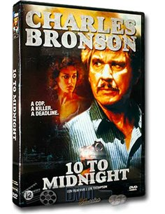 10 to Midnight - Charles Bronson - DVD (1983)