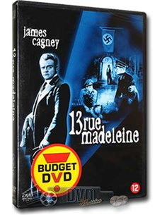 13 rue Madeleine - James Cagney - Henry Hathaway - DVD (1947)